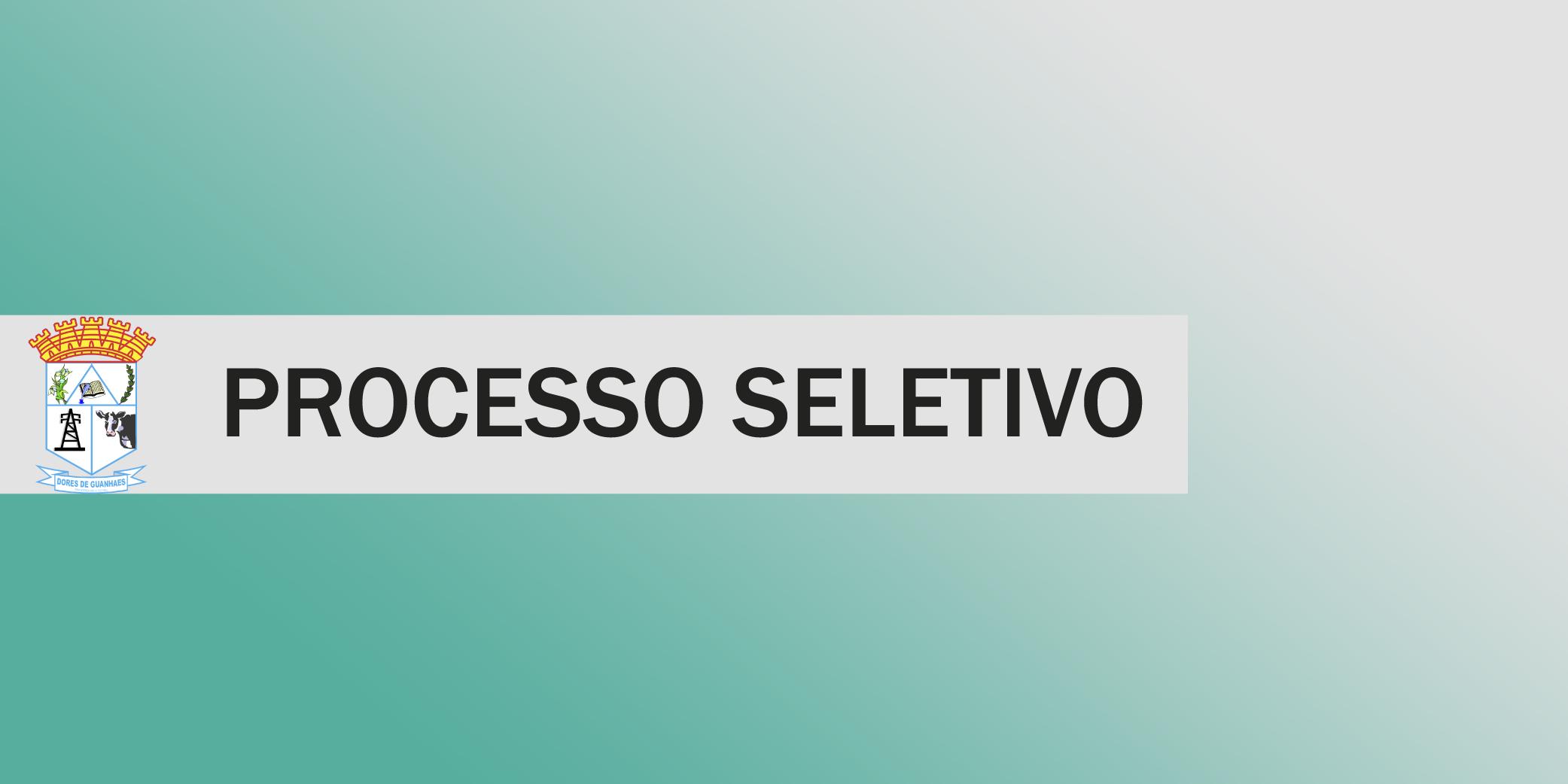 Convocação dos Candidatos Aprovados no Processo Seletivo Simplificado edital N°03/2019