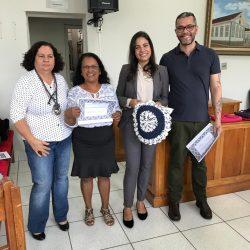 DORES DE GUANHÃES PARTICIPA DA 14ª SEMANA DA JUSTIÇA PELA PAZ