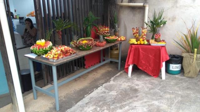 Alimento saudável foi tema do evento