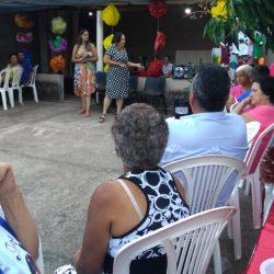 Dia Mundial e Municipal do Idoso é comemorado com muitas atrações em Dores de Guanhães
