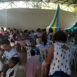 FESTA DE NATAL – CENTRO DE REFERÊNCIA E ASSISTÊNCIA SOCIAL