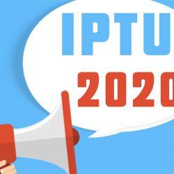 Desconto no IPTU 2020