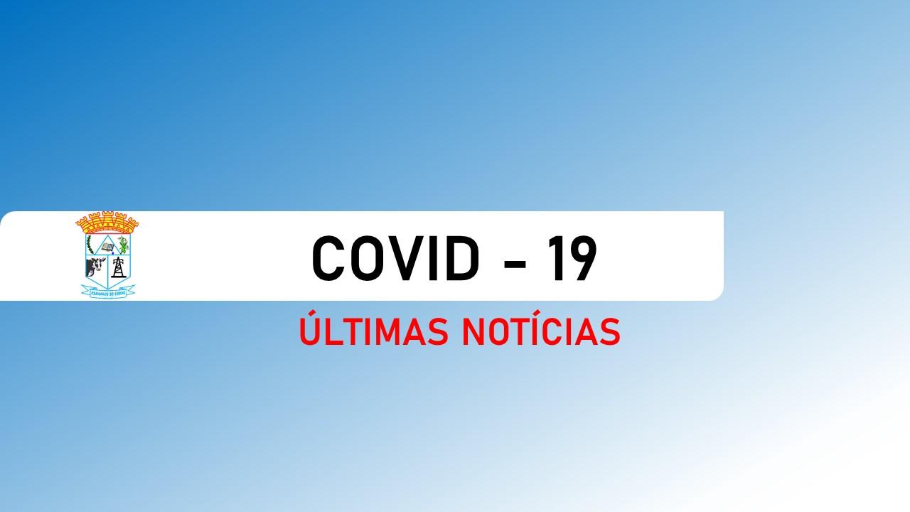 Prefeito de Dores de Guanhães fala sobre o primeiro caso confirmado de COVID-19 no Município