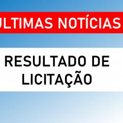 RESULTADO PROCESSO 058-2020