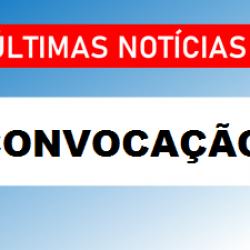 CONVOCAÇÃO DO CANDIDATO APROVADO NO PROCESSO SELETIVO SIMPLIFICADO Nº04/2.020